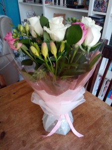 More thank you flowers