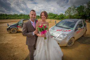 Gloucester Rally School Wedding